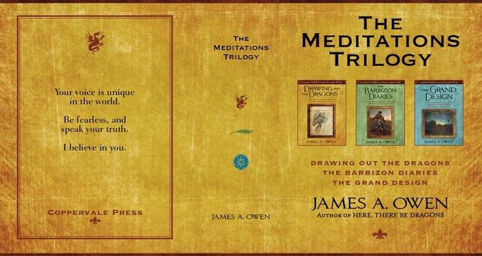 James A. Owen's Meditations Trilogy