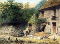 La maison au puits a gruchy