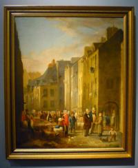 Poissonnerie de la Grande-Rue à Cherbourg - Mouchel