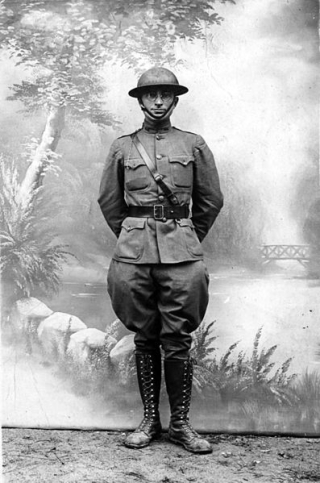 Captain Harry Truman 1918