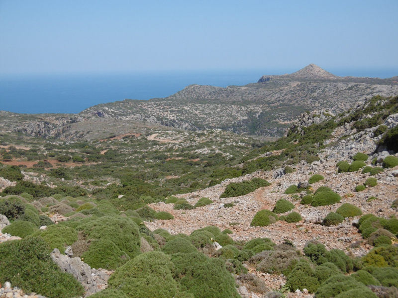 Zovilgli hilltop at Akrotiri Spada