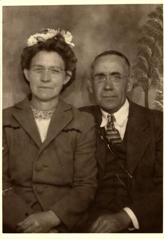 Ben and Mae Potts