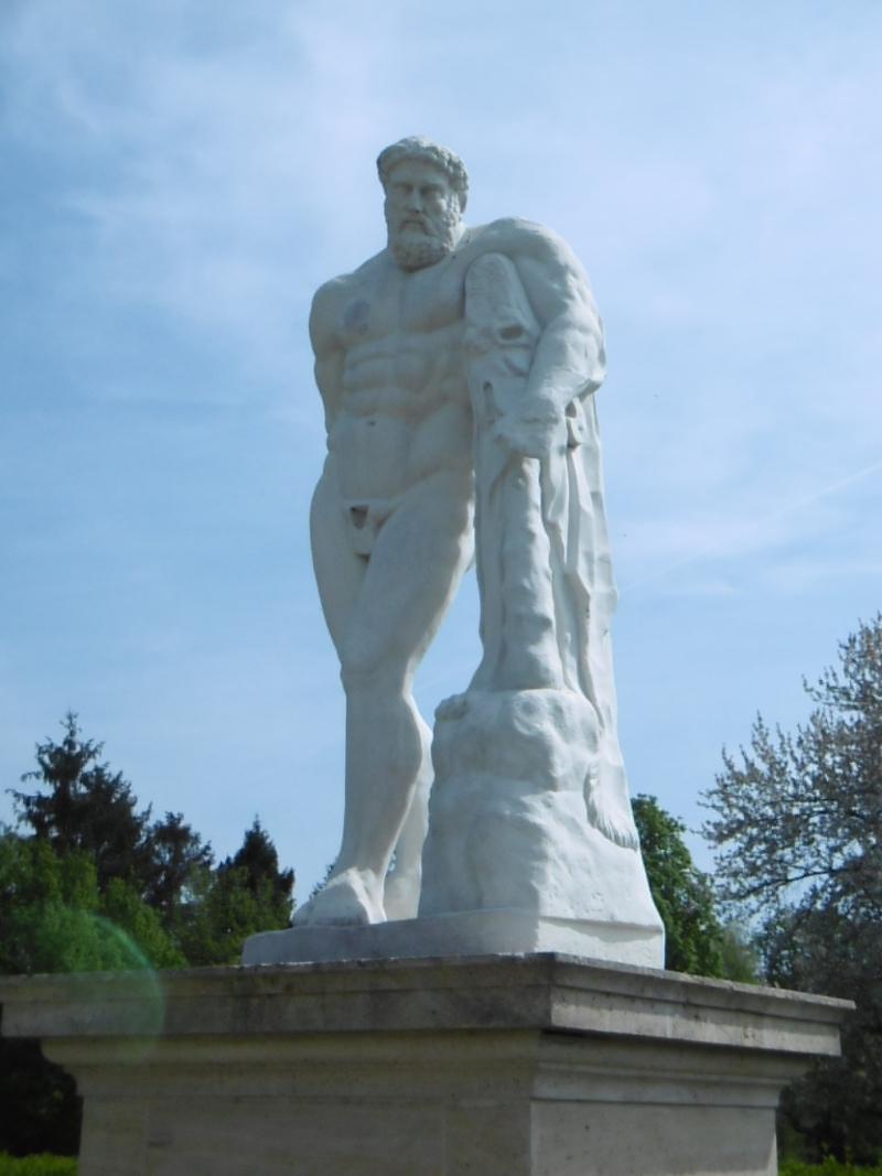 Farnese Hercules  Comino 1670-1672