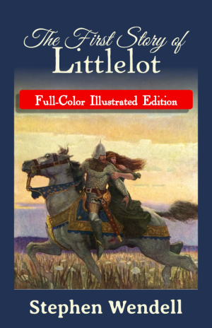 The First Story of Littlelot: Full-Color Illustrated Edition
