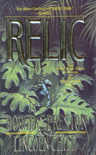 Relic - Preston and Child