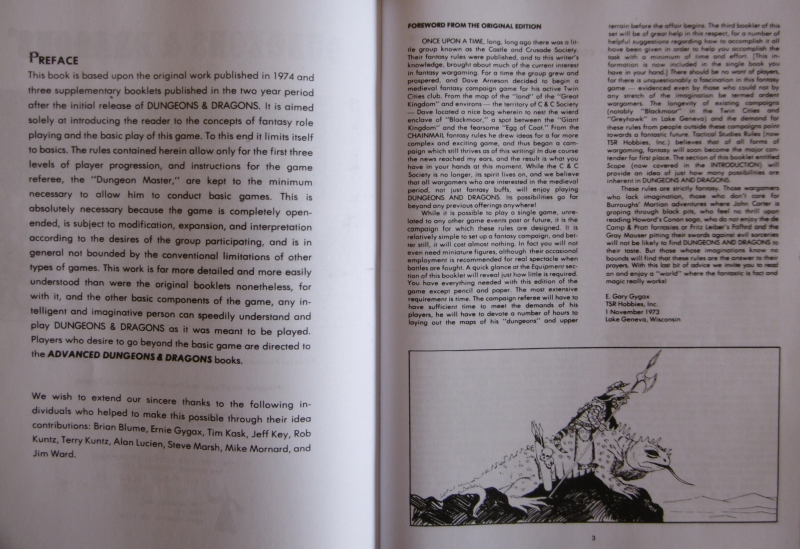 Preface and FOREWORD FROM THE ORIGINAL EDITION